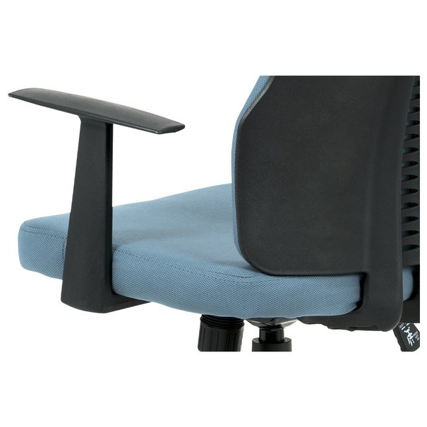 Kancelárska stolička OLIVER modrá 9