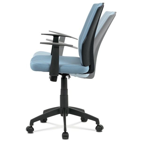 Kancelárska stolička OLIVER modrá 14