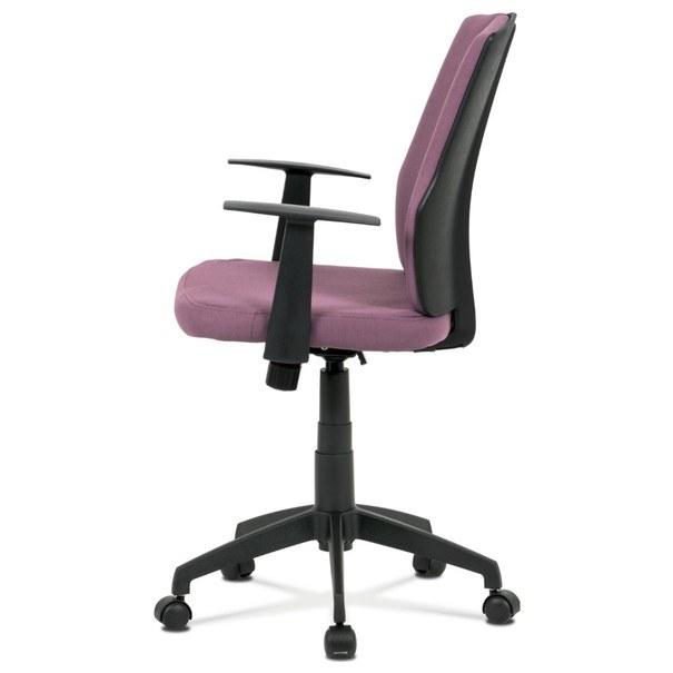 Kancelářská židle OLIVER fialová 3