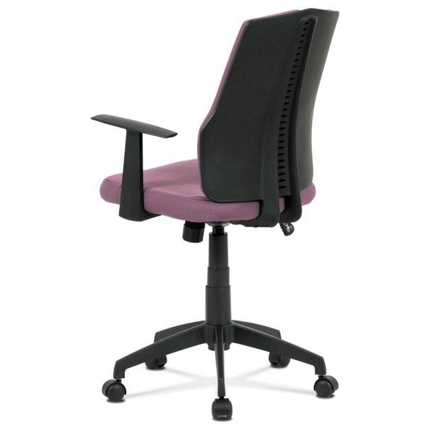 Kancelářská židle OLIVER fialová 4