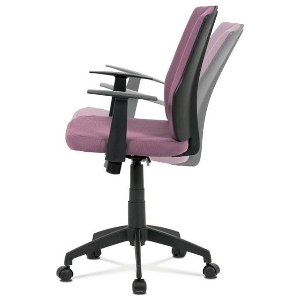 Kancelářská židle OLIVER fialová 7