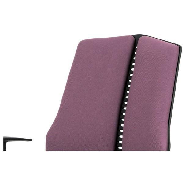 Kancelářská židle OLIVER fialová 8