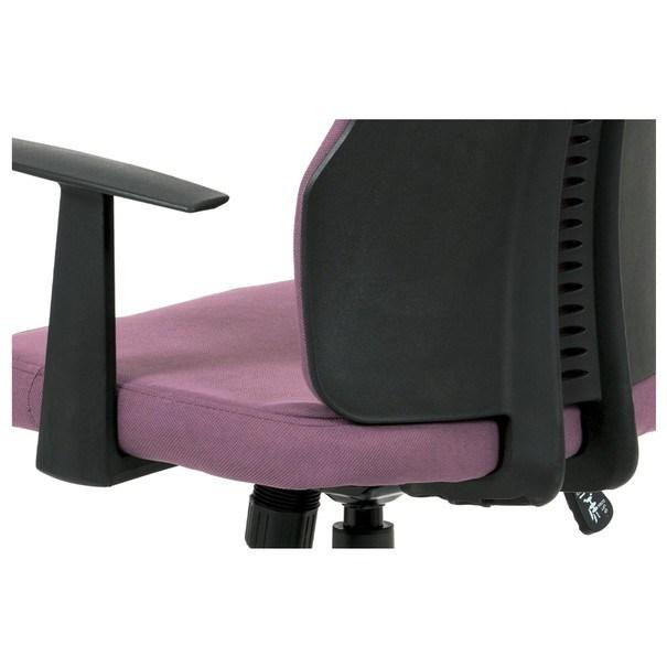 Kancelářská židle OLIVER fialová 11