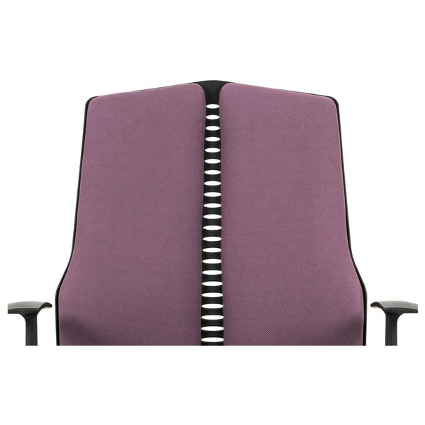 Kancelářská židle OLIVER fialová 12