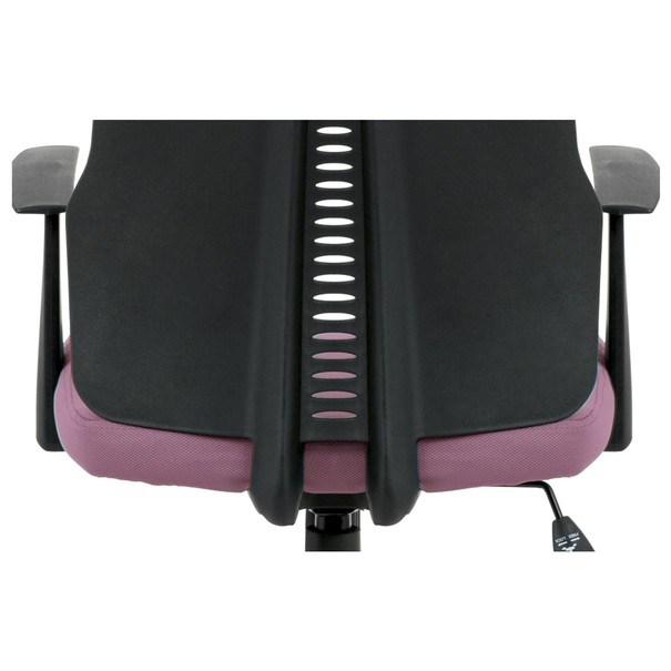 Kancelářská židle OLIVER fialová 13