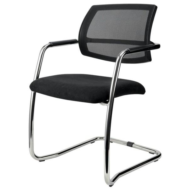 Sconto Konferenční židle OLYMPUS černá - nábytek SCONTO nábytek.cz