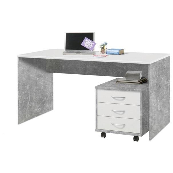 Kontejner OPTIMUS 34-006 beton/bílá 1