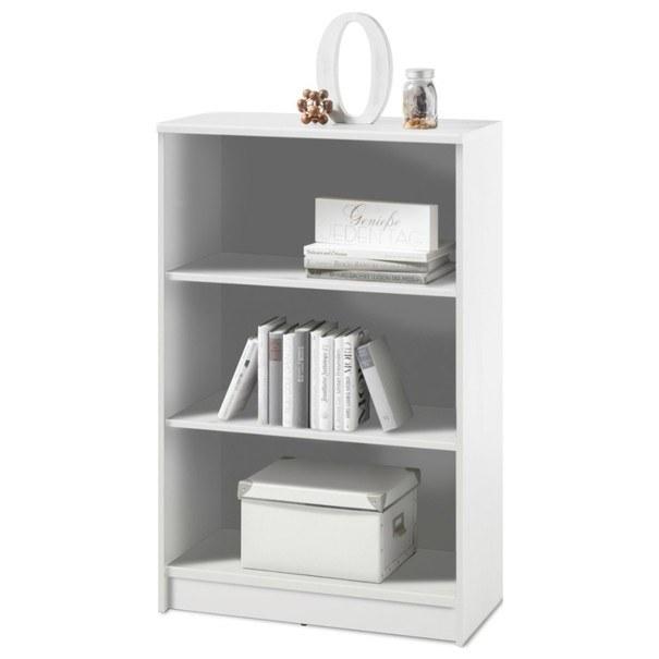Regál/knihovna OPTIMUS 35-014-66 bílá 1