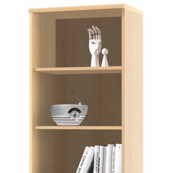Regál/knihovna OPTIMUS 35-015 buk 2