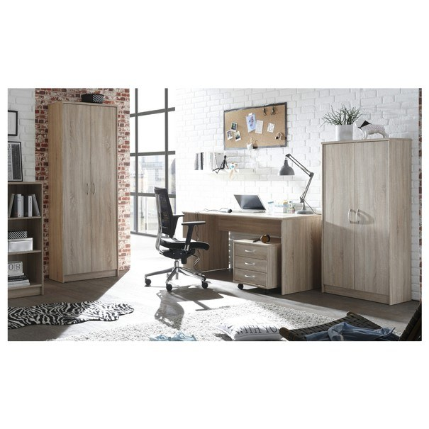 Písací stôl OPTIMUS 39-007 dub sonoma 2