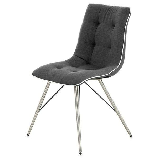 Jídelní židle OSLO šedá 1