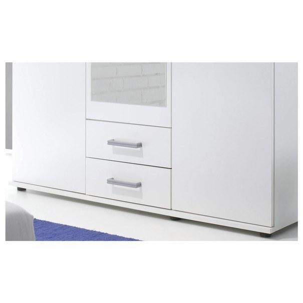 Šatní skříň OTMAR bílá 5