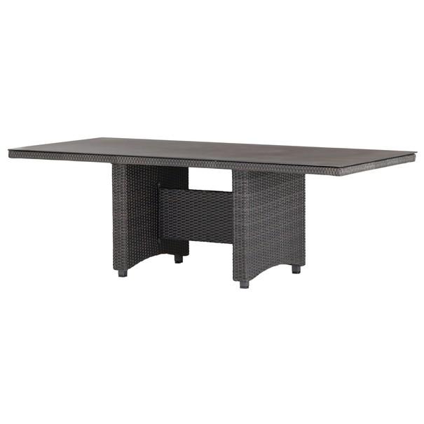 Zahradní stůl  PADUA B šedá 1
