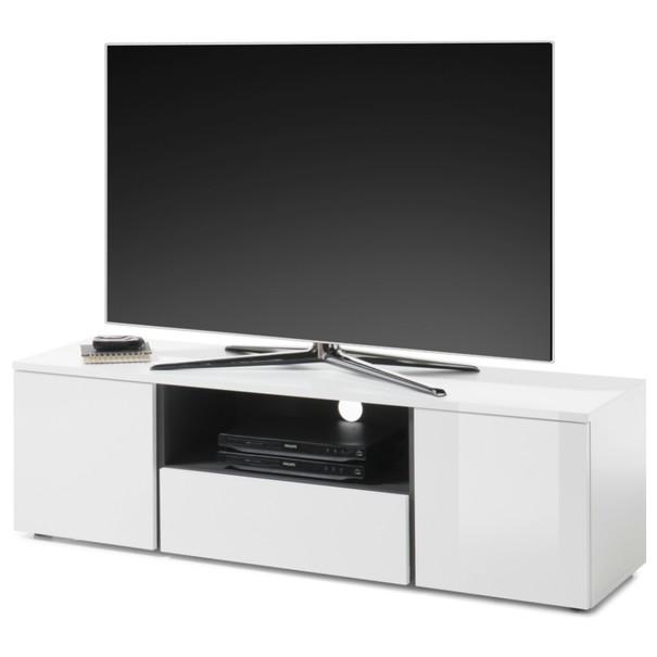 Sconto TV stolík PADUA LIGHT biela