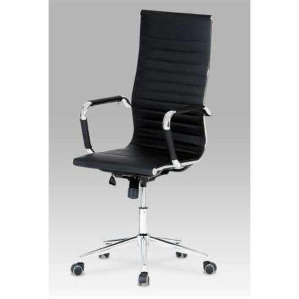 Kancelárska stolička PASCAL čierna 1