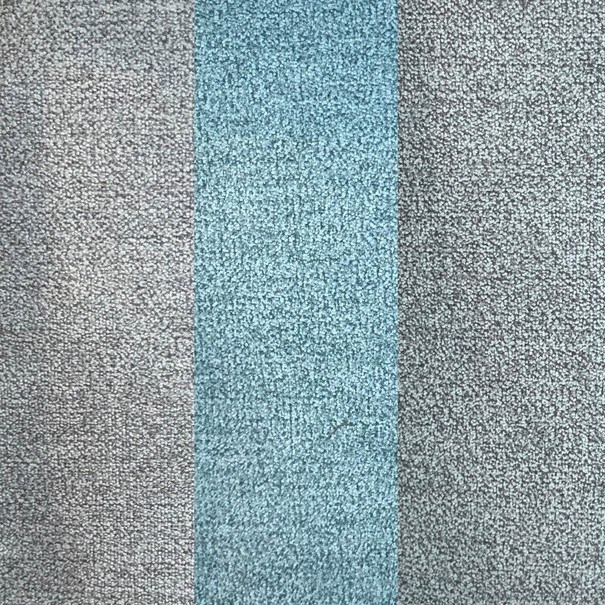 Pohovka  PATCH patchwork modrá 4