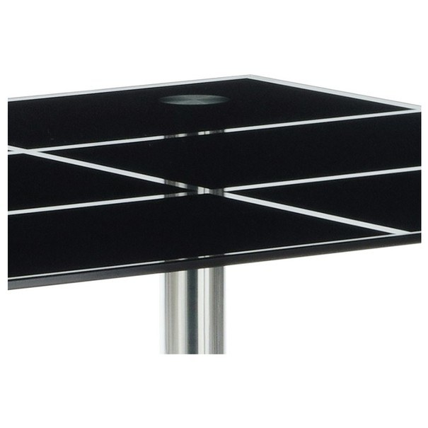 Jídelní stůl PATRIK černá 2