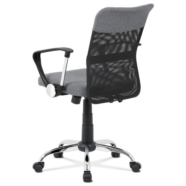 Kancelářská židle PEDRO šedá 4