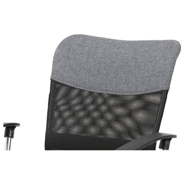 Kancelářská židle PEDRO šedá 5