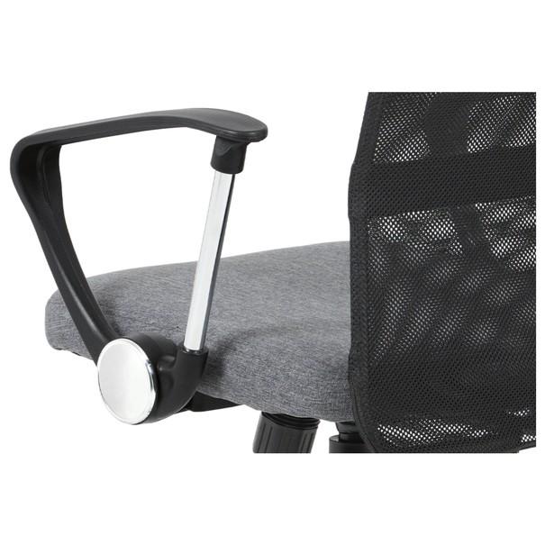 Kancelářská židle PEDRO šedá 7