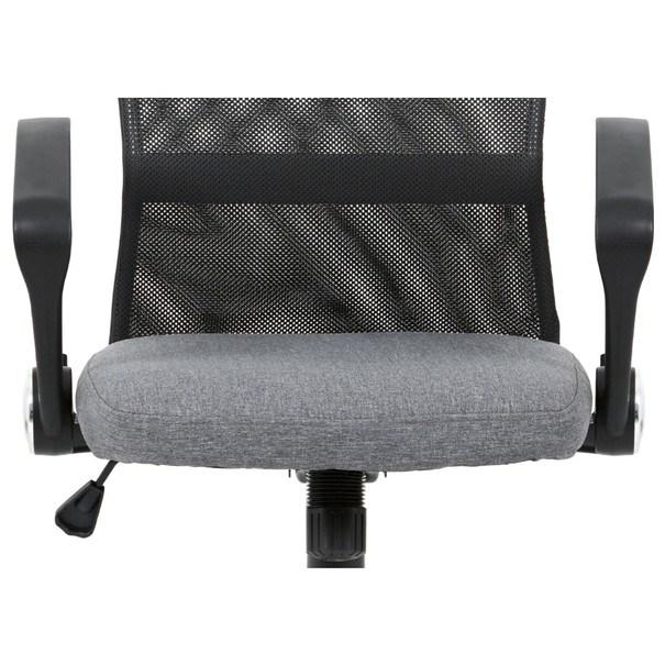 Kancelářská židle PEDRO šedá 9