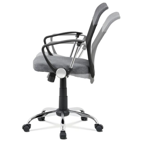 Kancelářská židle PEDRO šedá 11
