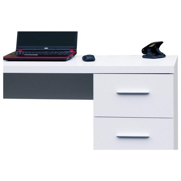 Písací stôl PEN biela 2
