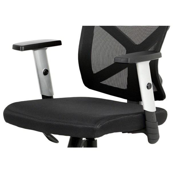 Kancelářská židle PETER černá 6