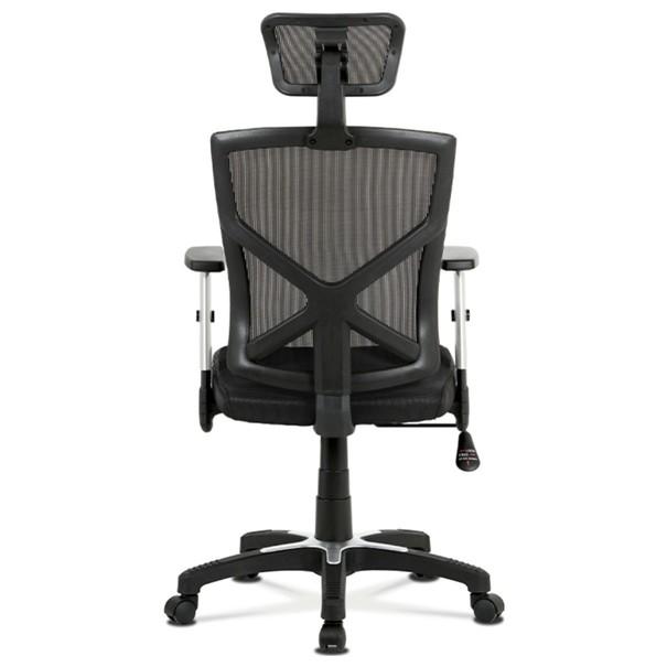Kancelářská židle PETER černá 11