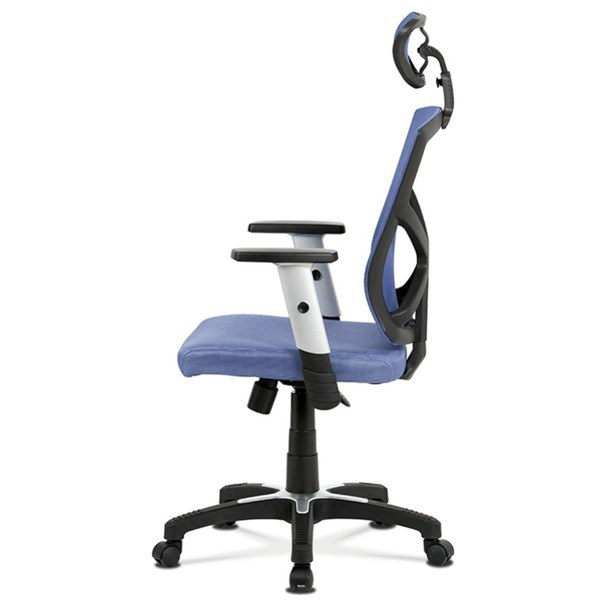 Kancelářská židle PETER modrá 6