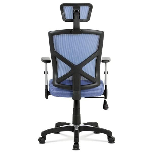 Kancelářská židle PETER modrá 11