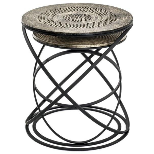 Přístavné stolky PIERO 2 kusy 2