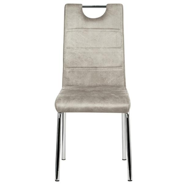 Jedálenská stolička PODA béžová 2