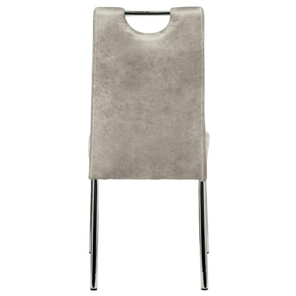 Jedálenská stolička PODA béžová 5
