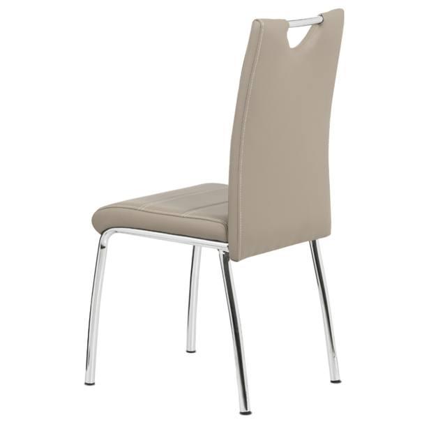 Jedálenská stolička POLA béžová 4