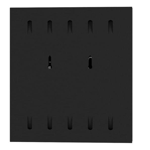 Skříňka na klíče POLOS černá 5