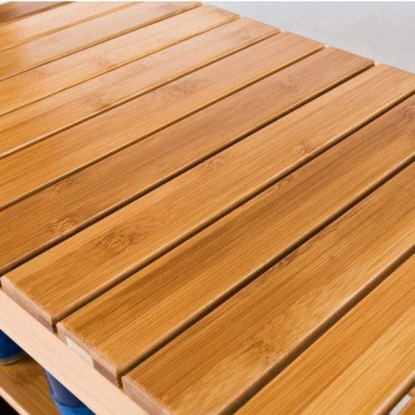 Lavica PONGO prírodný bambus 7