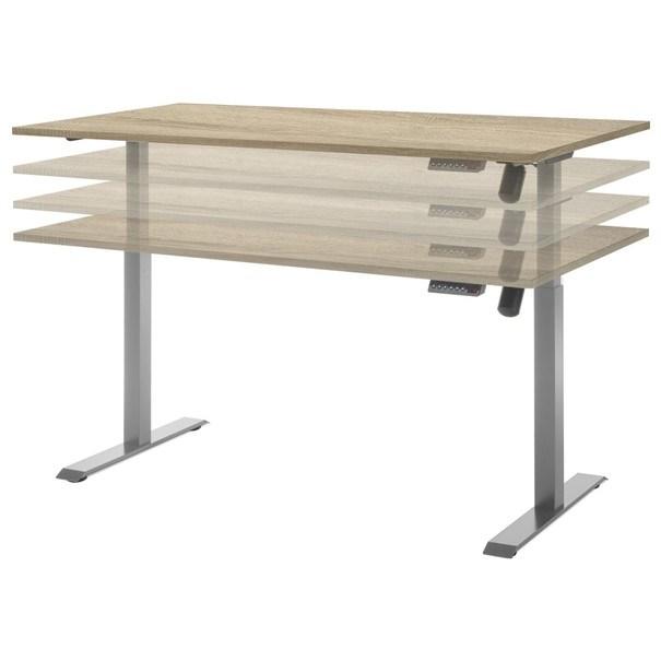 Psací stůl PROTON dub sonoma 2