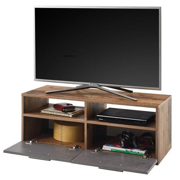 TV stolek RANA  old style/antracit 2