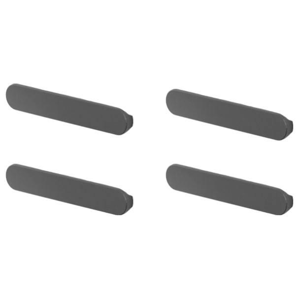 Sconto Úchytky REPLAY grafit, pro model RP-19 - nábytek SCONTO nábytek.cz