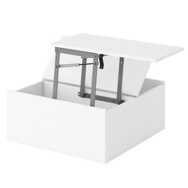 Výsuvný stůl REPLAY bílá 1