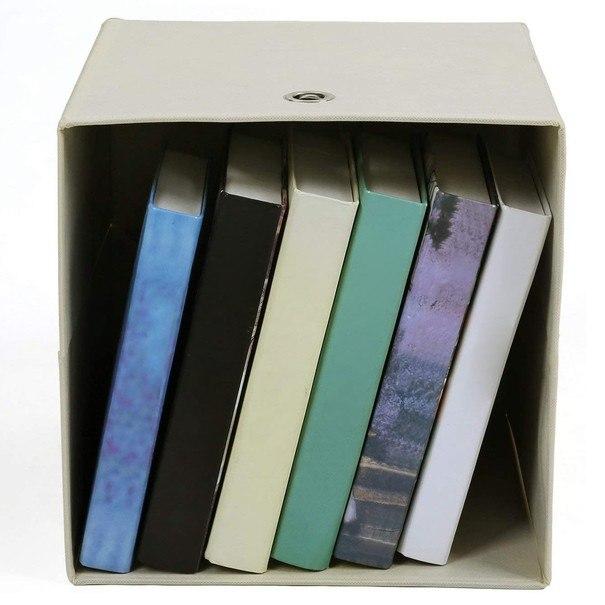 Úložný box RFB02 sada 6 ks, béžová 4