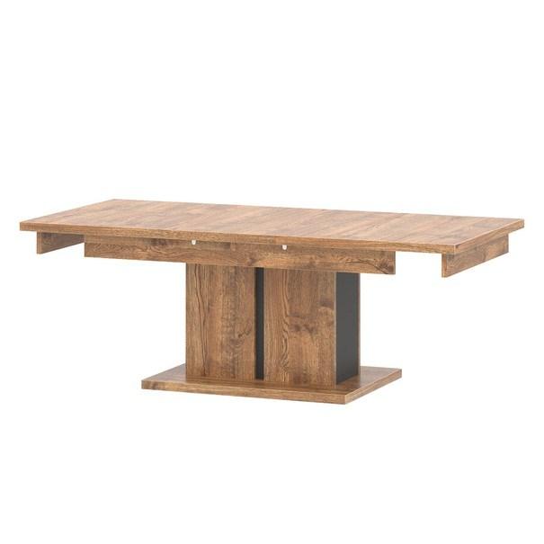 Konferenční stolek  RIAN dub/černá 5