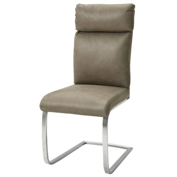 E-shop Jídelní židle RILEY hnědá