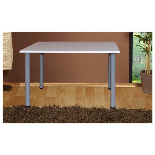 Psací stůl RIO 228 bílá/šedá 2