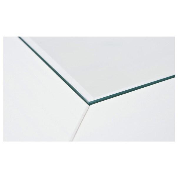 Konferenční stolek ROMANCE bílá 7