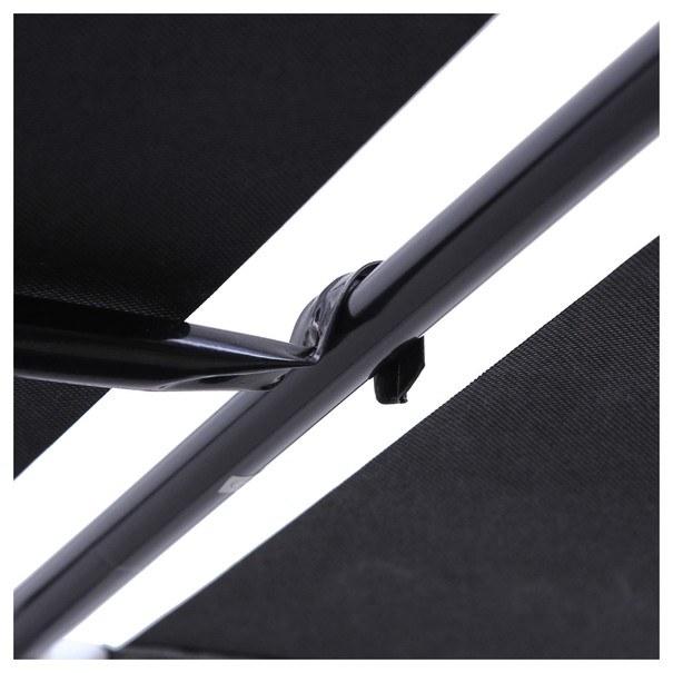 Látková šatní skříň RYG12 černá 13