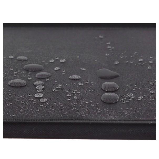 Látková šatní skříň RYG12 černá 18