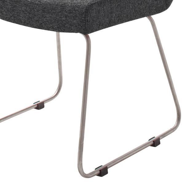 Jídelní židle SADIE 1 antracitová 3