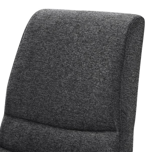 Jídelní židle SADIE 1 antracitová 4